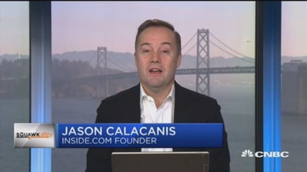 Jason Calacanis: Bitcoin is a bubble, just not sure how close it is to popping