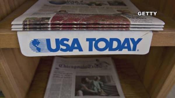 USA Today blasts Trump over his tweet about Senator Kirsten Gillibrand