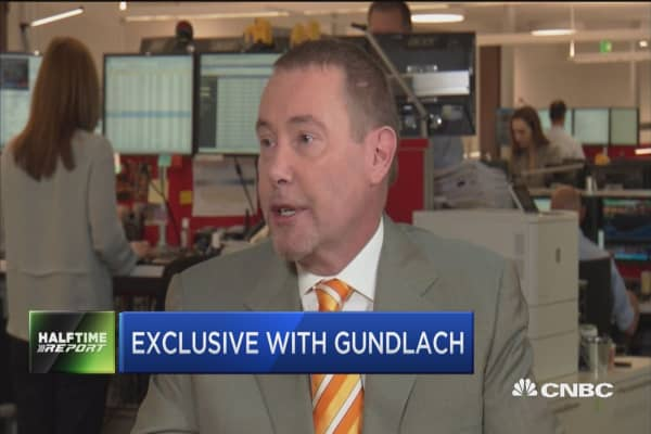 Jeffrey Gundlach: Of course the Fed is going to hike