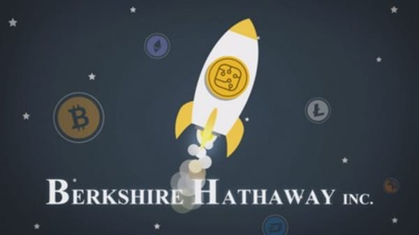 Crypto's market cap just passed Berkshire Hathaway's