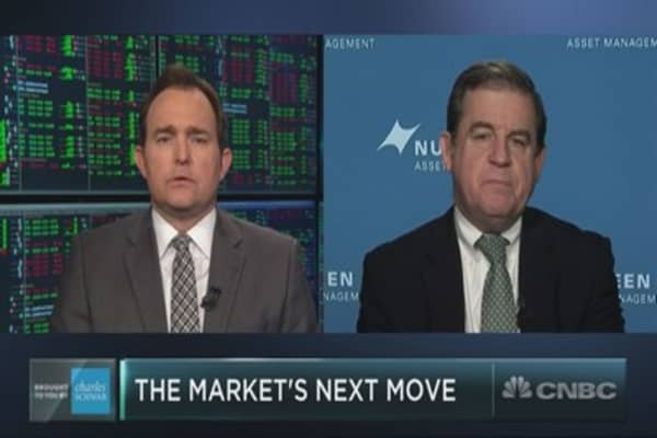 Nuveen's Bob Doll on inflation and the market