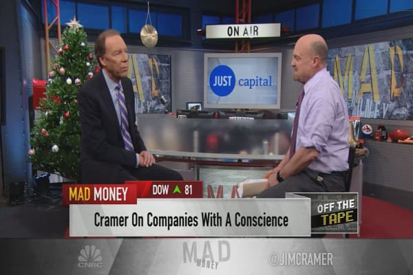 Just Capital's Hesse: Companies that do good things have higher returns