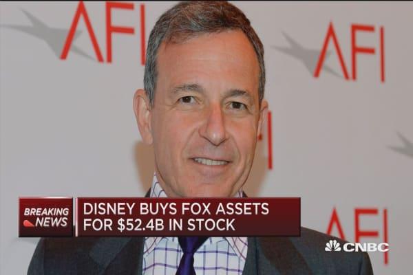 Iger to remain Disney CEO through 2021