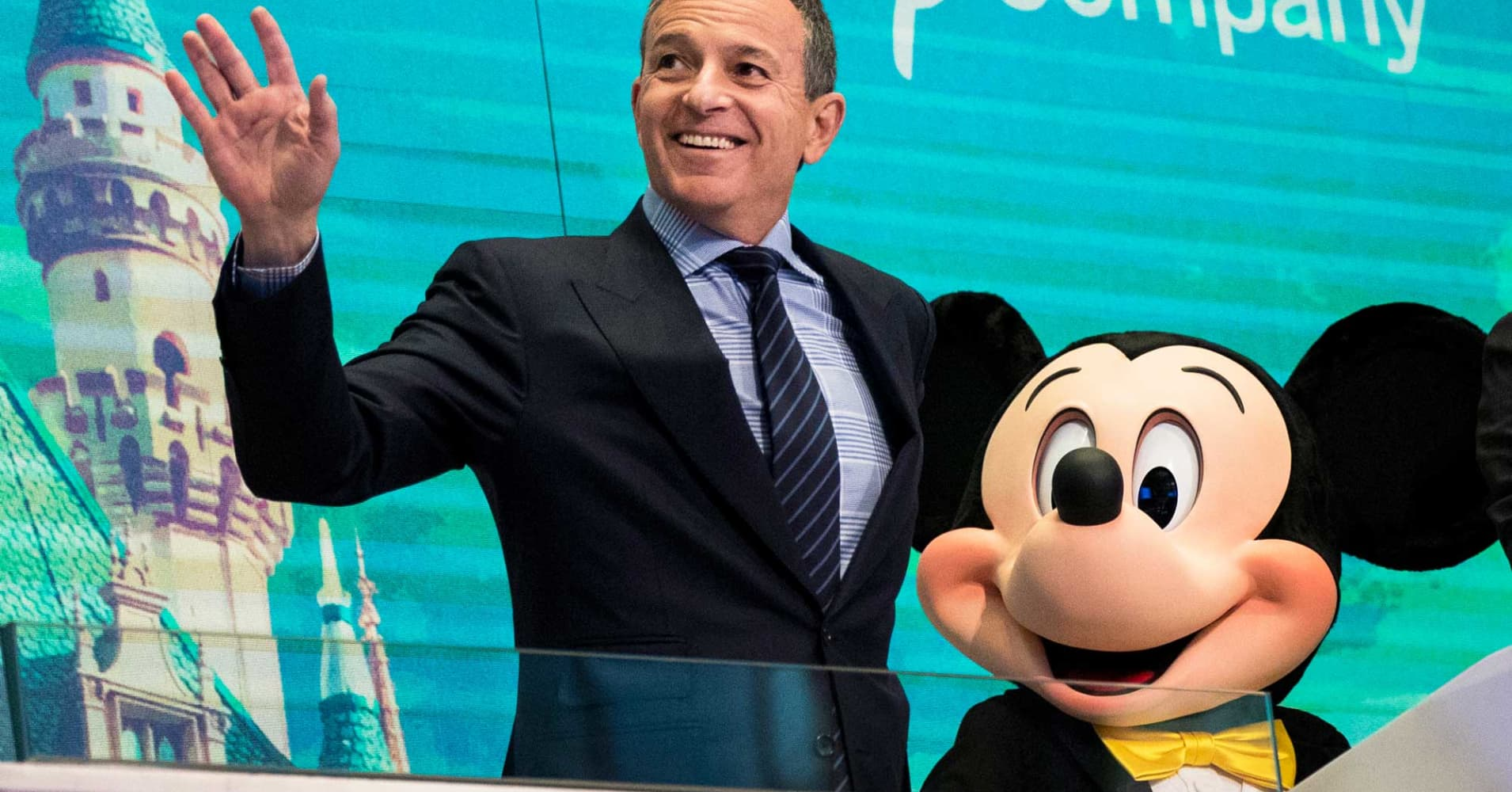 Disney To Buy 21st Century Fox Assets For 524 Billion In Stock