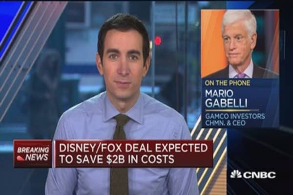 Full interview with Mario Gabelli