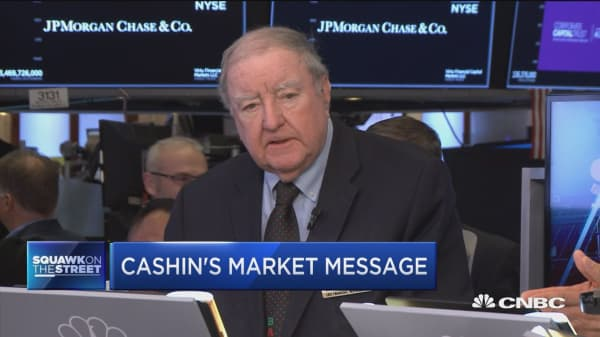 Countdown with Cashin: Markets confused by mixed messages