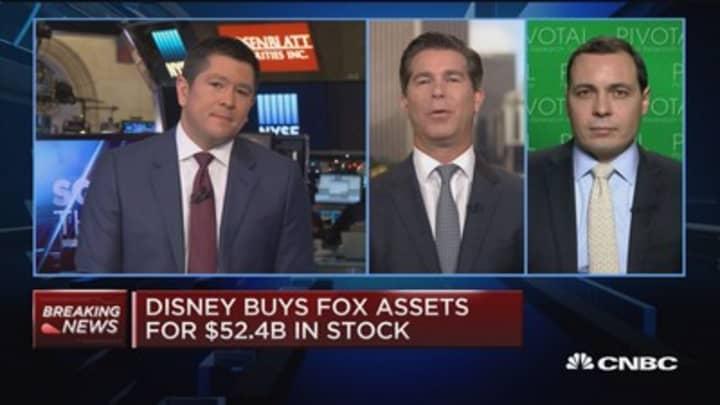 Disney-Fox will reshape the entertainment industry: Gerber Kawasaki CEO