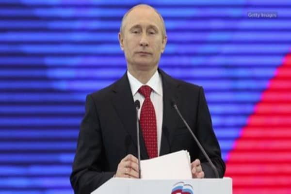 Putin will run as an independent in 2018 election