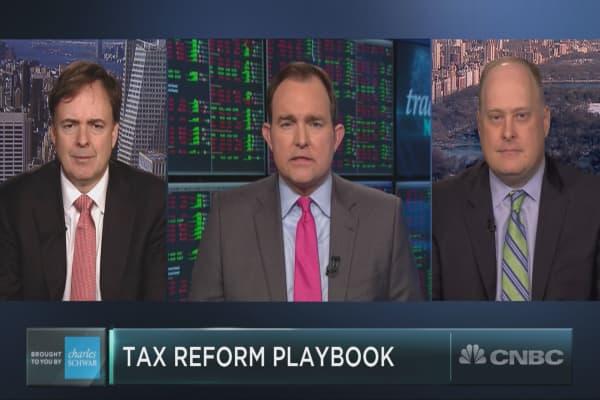 Breaking down investors' tax reform playbook