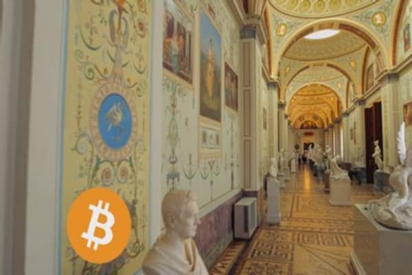 Bitcoin is disrupting the $45 billion art industry