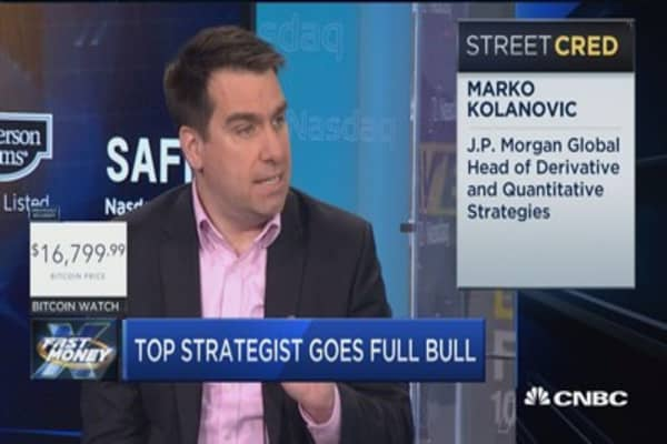 The man who moves markets says there's one big catalyst for stocks right now