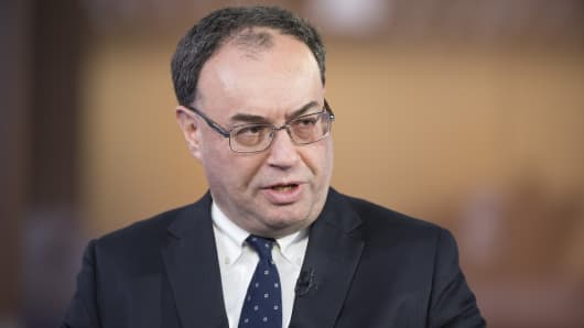 Andrew Bailey: Bitcoin investors should be prepared to lose all their money