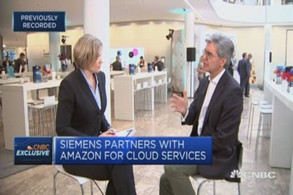Need to invent a new kind of conglomerate: Siemens CEO