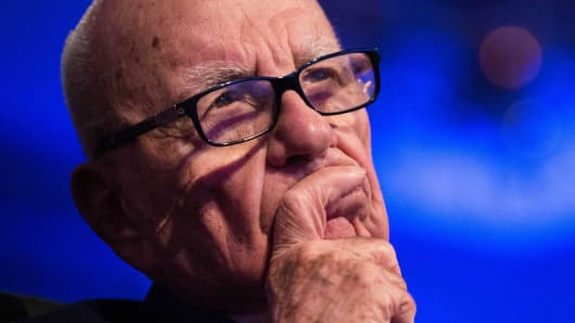 Rupert Murdoch calls for Facebook and Google to subsidize the news business