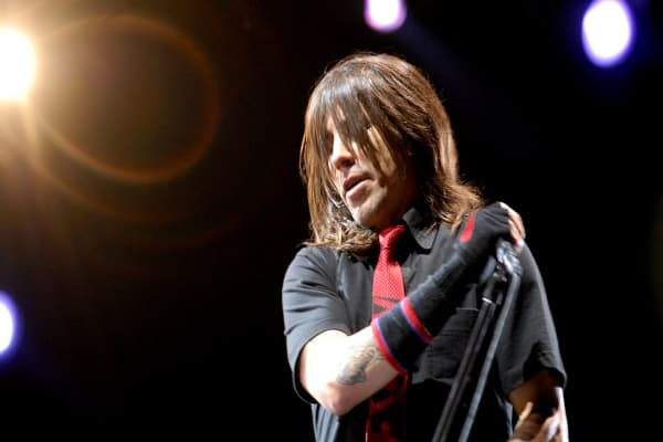 Red Hot Chili Peppers' Anthony Kiedis says this is what he spends the most money on