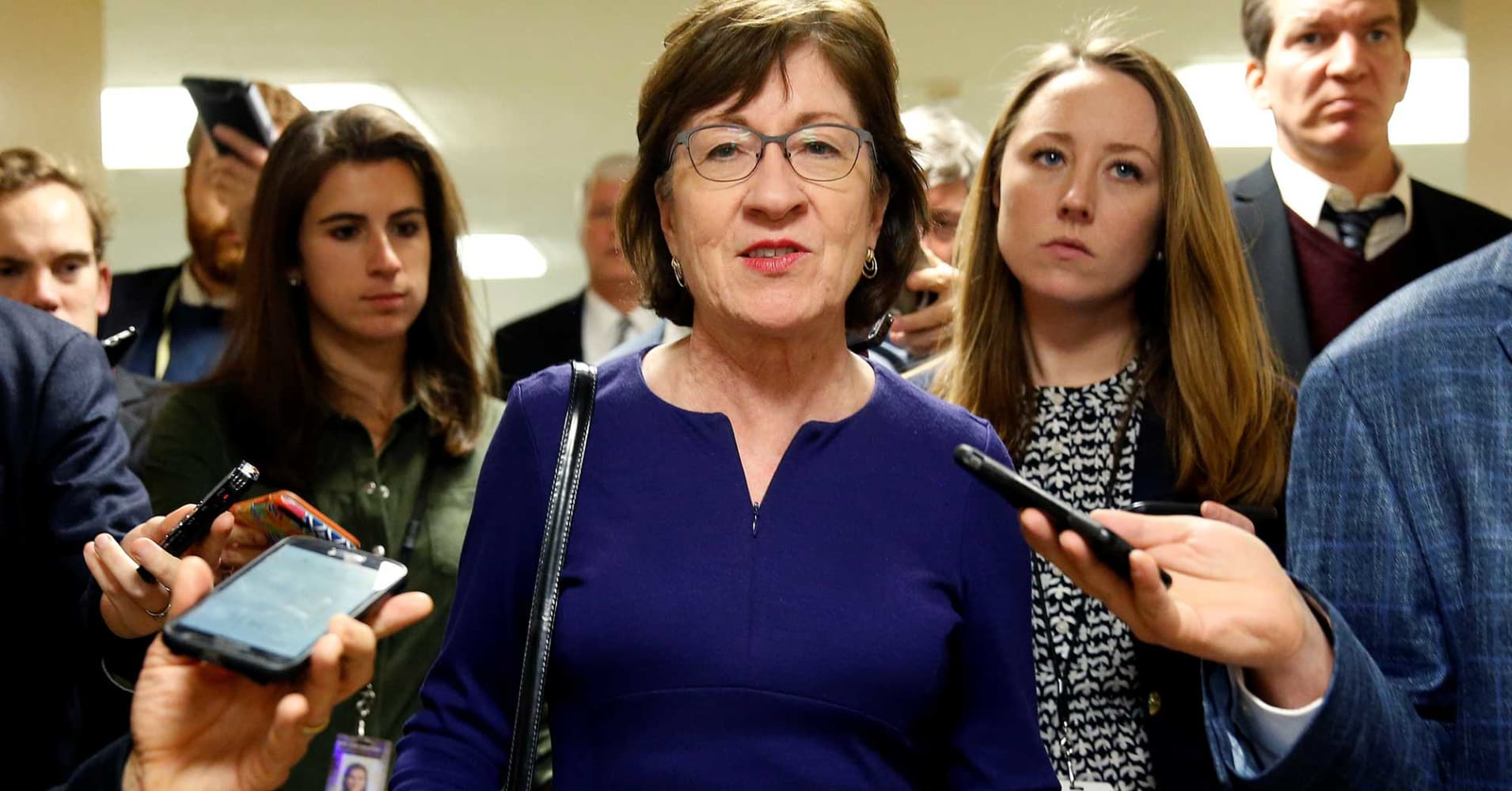 Sen. Susan Collins: If SCOTUS nominee Brett Kavanaugh lied, 'that would be disqualifying'