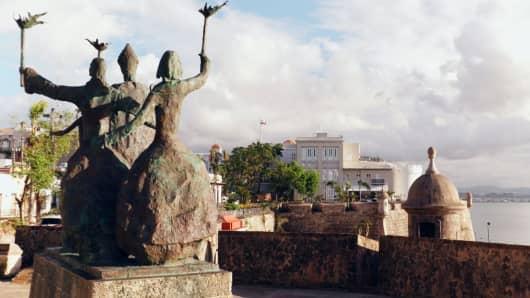 San Juan, Puerto Rico.