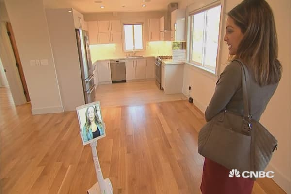 Your next home rental agent may be a robot