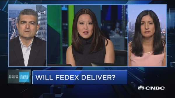 Trading Nation: Will FedEx deliver?
