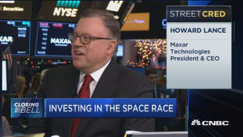 Maxar Technologies CEO: We're a new space company with 50 years of history