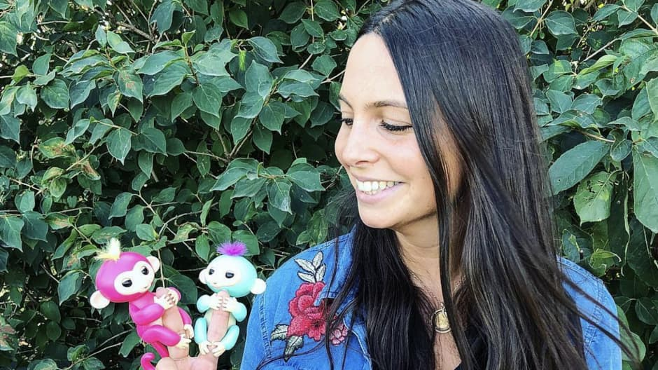 Fingerlings are selling like crazy on Amazon — here's the person behind the idea