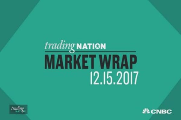 Stocks hit record highs as Wall Street awaits tax bill release; Dow jumps 165 points