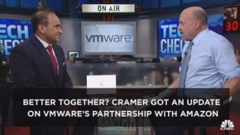Cramer's Exec Cut: How tech is revolutionizing partnerships and culture in business