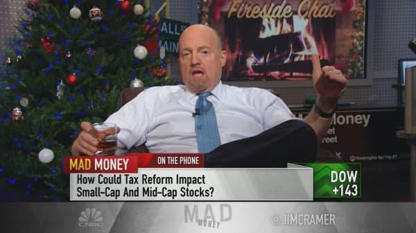 Tax reform will help mid-caps