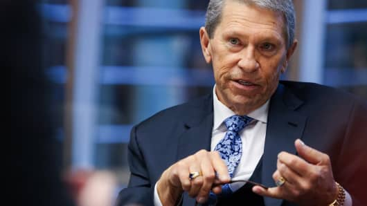CSX CEO Hunter Harrison dies