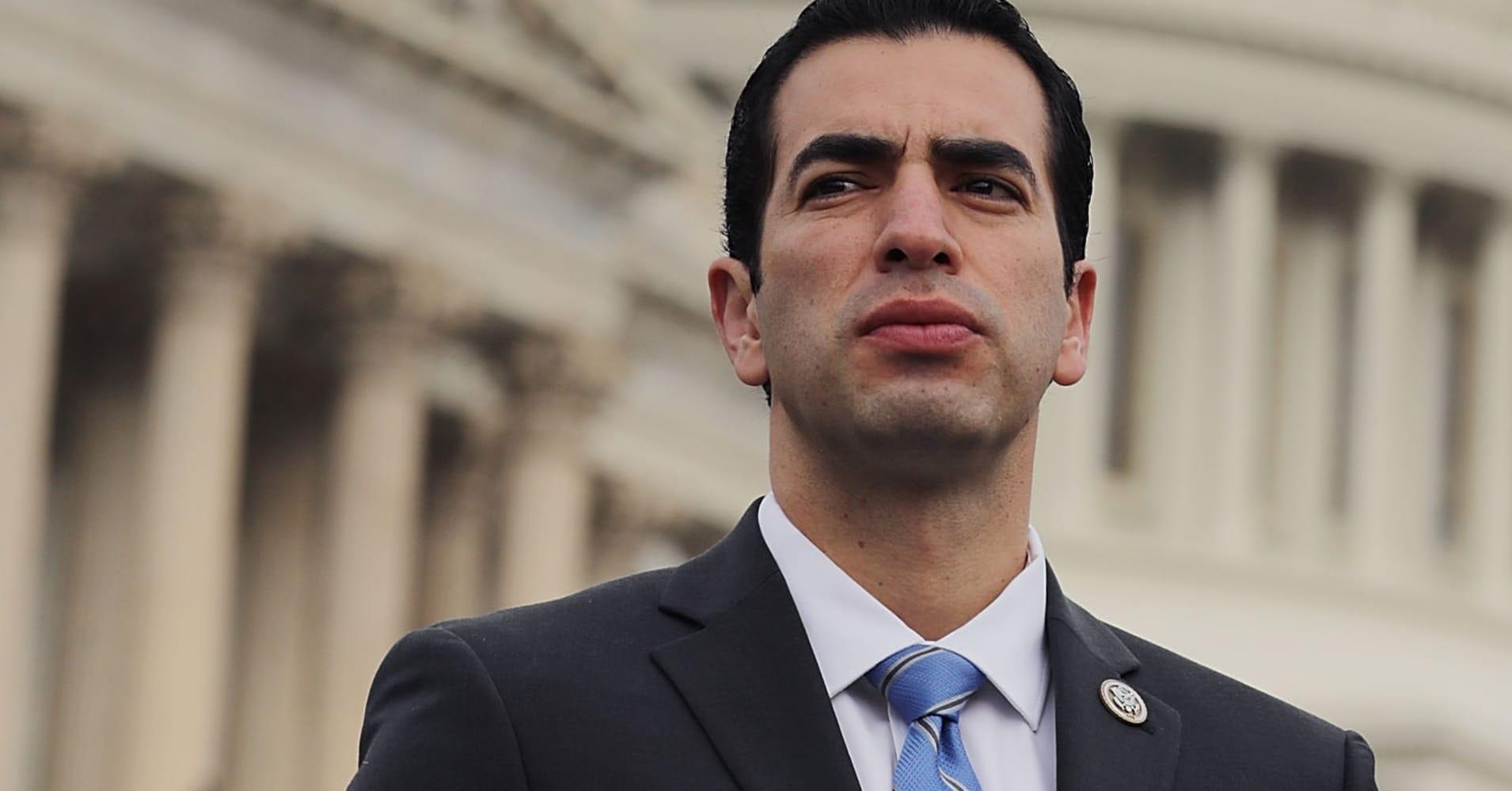 Nevada Democrat, facing ethics probe, won't seek re-election