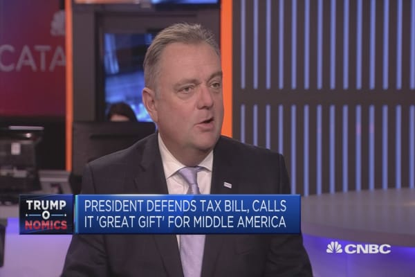 Strategist: Trump's tax plan not a game changer