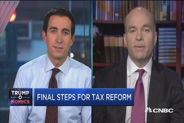 Axios' Mike Allen: GOP 'stays in the game' with tax bill