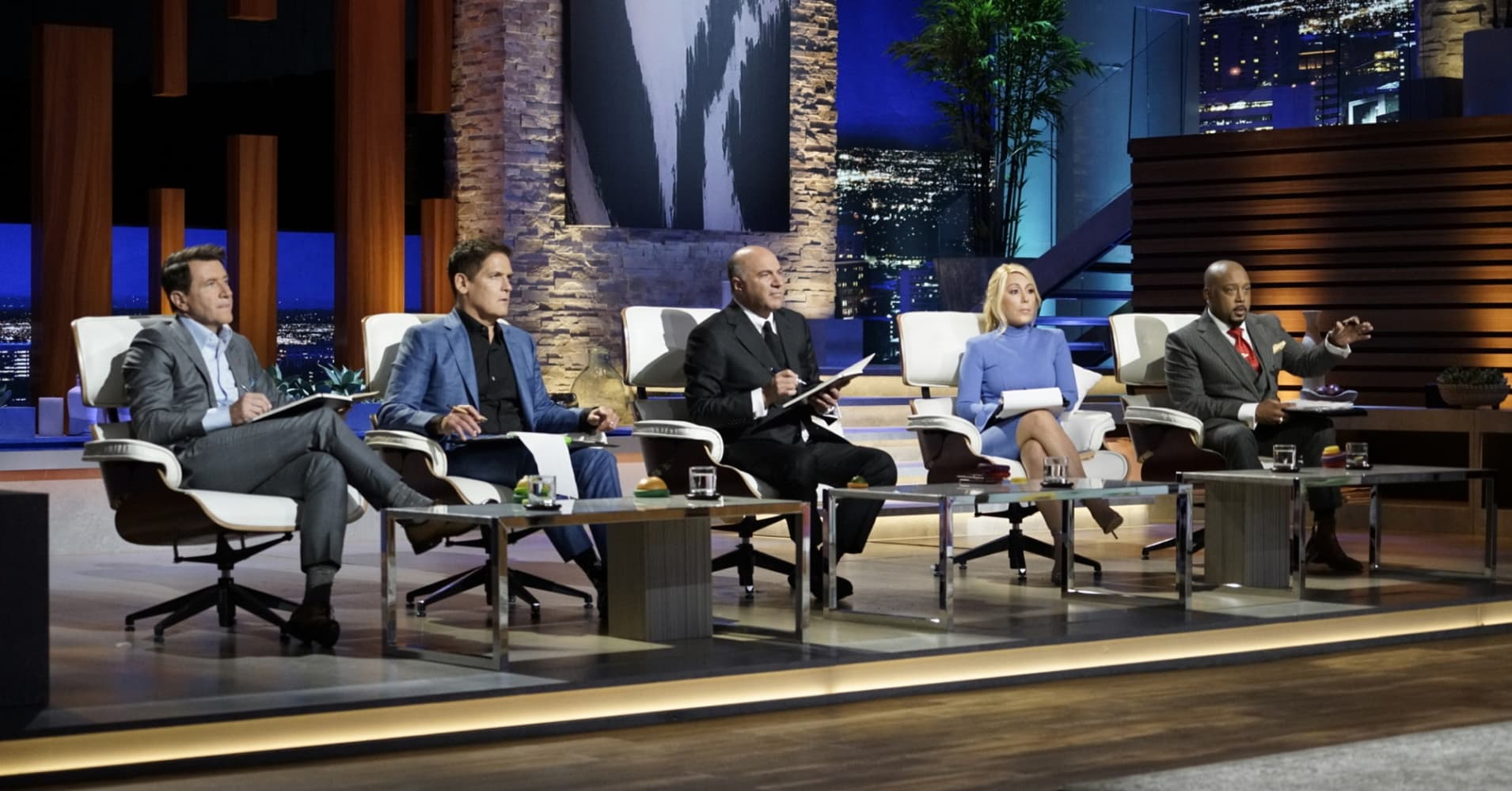 """Shark Tank,"" Sunday, Nov., on The ABC Television"