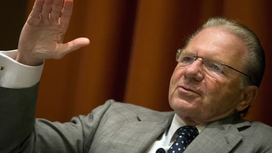 Interactive Brokers Group, Inc. Chairman and CEO Thomas Peterffy.