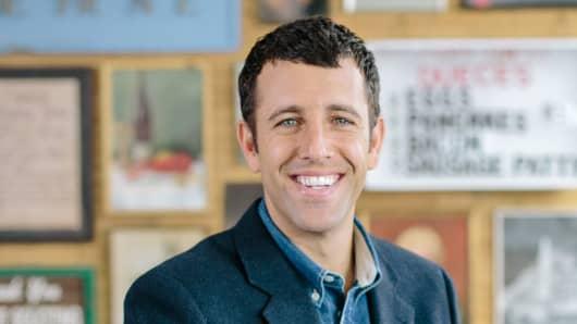Ben Weprin, founder of Graduate Hotels