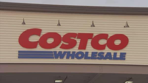 Buy Costco shares because it's in the 'early stages' of an online sales surge, BMO says