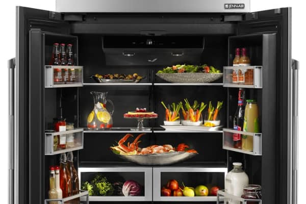 When Schiavone's design team first suggested a Jenn-Air refrigerator with a charcoal black interior, the marketing and engineering teams said it wouldn't sell. After building it, the model was approved.