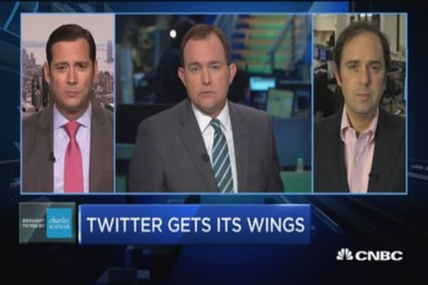 Trading Nation: Twitter gets its wings