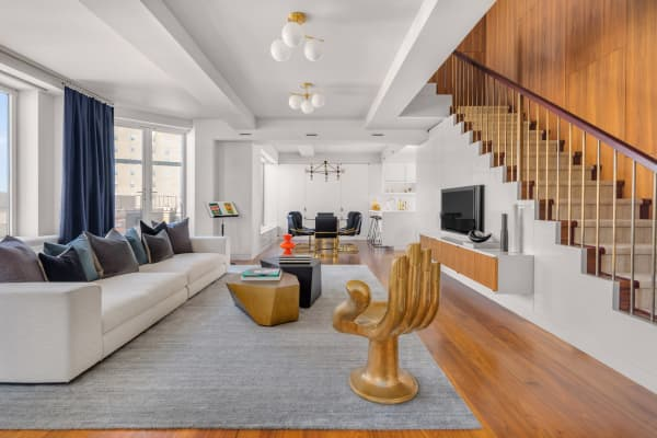 Rock 'n' roll legend selling NYC penthouse for $12 million