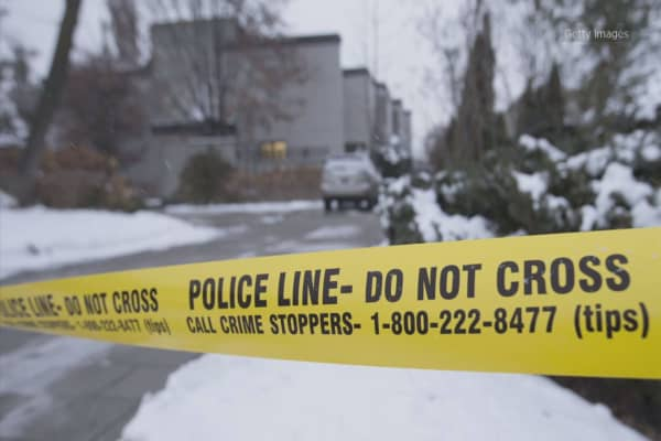 Billionaire pharma couple were strangled, case being treated as possible homicide, Toronto police say