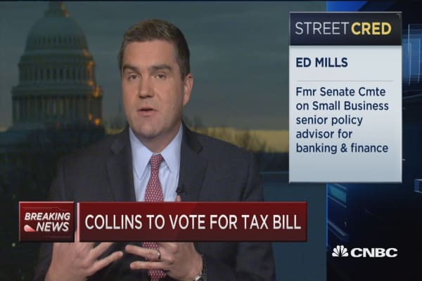 Expert: Market hasn't yet priced in corporate tax rate cuts