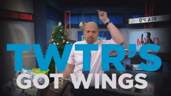 Cramer Remix: Here's what drove Twitter's huge move higher