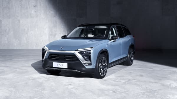 China S Nio Takes On Tesla With A Car Half The Price Of Model X