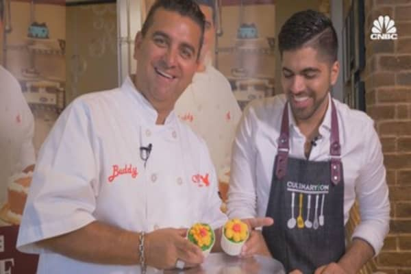 7 ways 'Cake Boss' Buddy Valastro succeeds in business