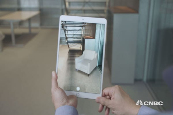 Augmented reality and the changing face of shopping