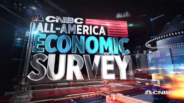 All-America Economic Survey: Holdiay spending hits record high