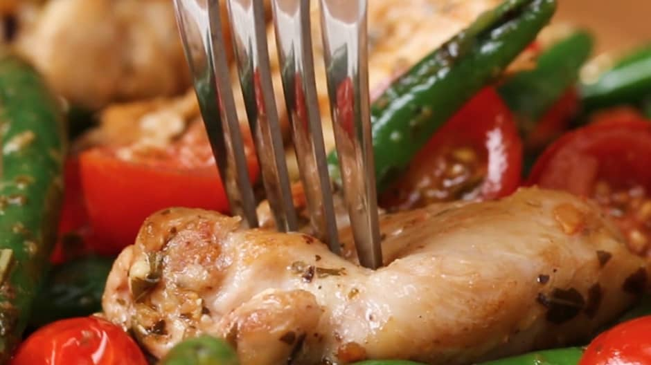 5 easy chicken meals you can prep for the week that will save you time and money