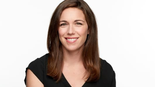 Kristin Baker Spohn, the newest health-tech investor at Social Capital