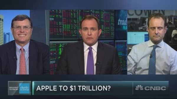 Why Apple's unstoppable rally will continue in 2018