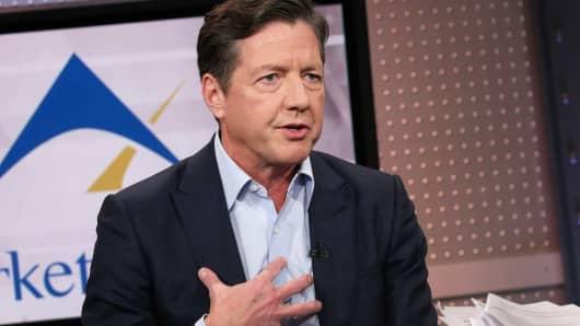 Rick McVey, CEO, MarketAxess